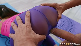 Sexy cam sex with a fit wife and an senior man