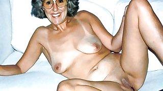 ILoveGrannY Grandmas Pictured for Residence Porn