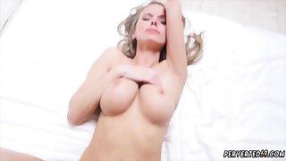 Huge tits melons milf xxx Jane Doux regarding When Father Is