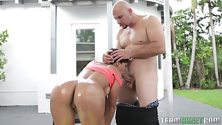Do research really hot blowjob compilation with amazing bitch Alina Belle