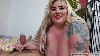 Genevieve LaFleur BBW hardcore porn video
