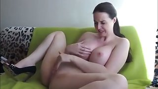 This amateur whore is a hot self pleasuring machine with huge bowels
