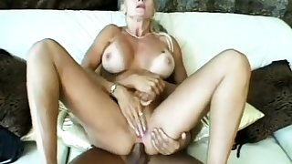 Blonde blowjob euro slut enjoys facial following blowjob